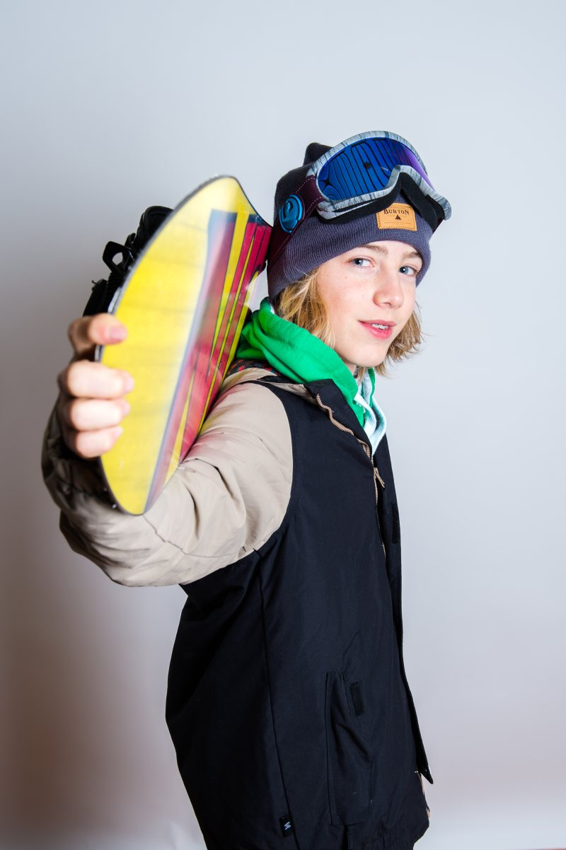 Patrick Hofmann Snowboard Freestyle 2015