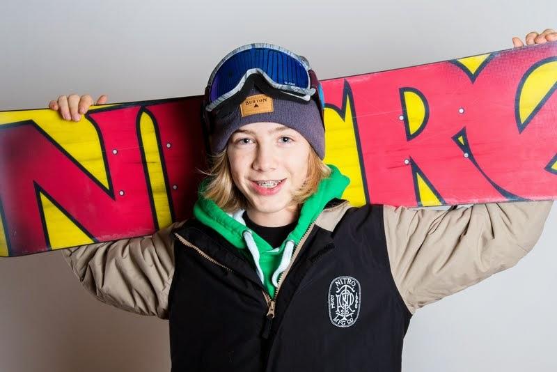 Patrick Hofmann Freestyle Snowboard